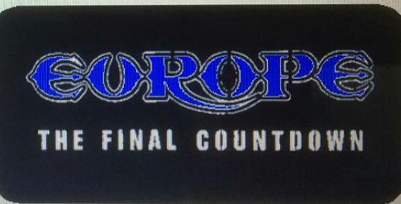 Quadro Led  - Europe  - Billbox Records