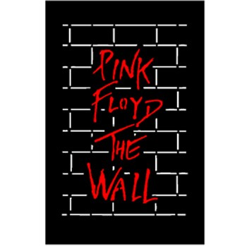 Quadro Led  - Pink Floyd The Wall  - Billbox Records