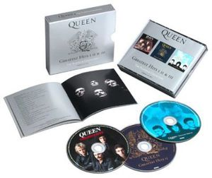 Queen - 3 Cds - Platinum Collection-G  - Billbox Records