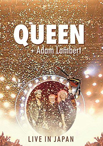 Queen - Adam Lambert - Live In Japan Summer Sonic 2014- Blu Ray Importado  - Billbox Records