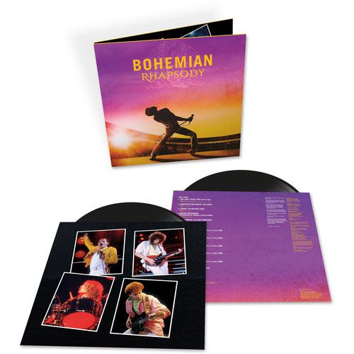 Queen - Bohemian Rhapsody - 2 Lps Importados  - Billbox Records