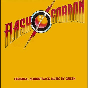 Queen Flash Gordon - LP Importado  - Billbox Records