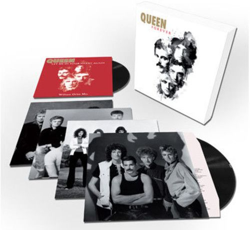 Queen - Forever - Box Importado  - Billbox Records