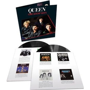 Queen Greatest Hits 1 - 2 LPs Importados  - Billbox Records