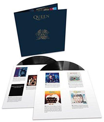 Queen - Greatest Hits II - 2 Lps Importados  - Billbox Records