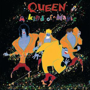 Queen Kind Of Magic - LP Importado  - Billbox Records
