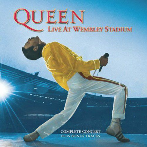 Queen - Live at Wembley Stadium - Cd Importado  - Billbox Records
