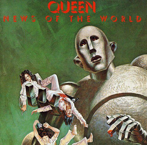 Queen News of the World - Cd Importado  - Billbox Records
