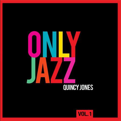Quincy Jones Only Jazz Vol 1  - LP Importado  - Billbox Records