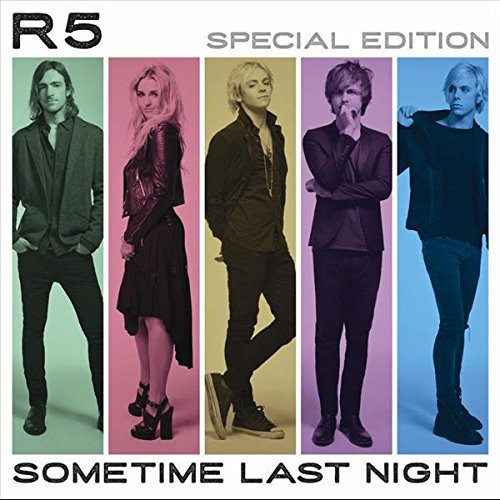 R 5 - Sometime Last Night Special Edition - Cd Importado  - Billbox Records