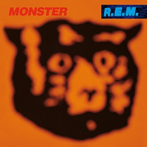 R.E.M.  Monster 180 Gram Vinyl, Remastered, Anniversary Edition - Lp Importado  - Billbox Records