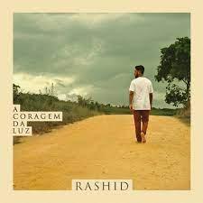 Rashid - A Coragem da Luz - Cd Nacional  - Billbox Records