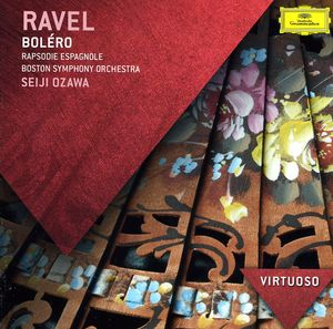 Ravel - Bolero Rapsodie  - Billbox Records