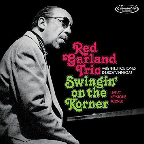 Red Garland Trio - Swinging On The Korner - Live At Keystone Korner - 2 Cds importados  - Billbox Records