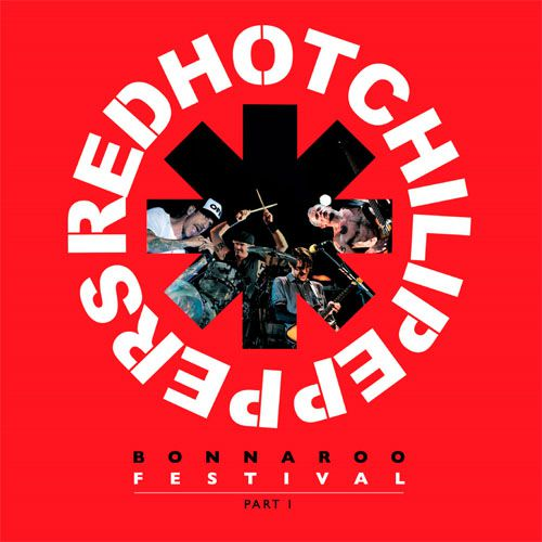 Red Hot Chili Peppers Bonnaroo Fest  Part I - LP Importado  - Billbox Records