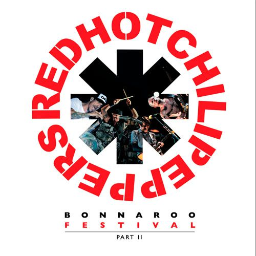 Red Hot Chili Peppers Bonnaroo  Part II - LP Importado  - Billbox Records