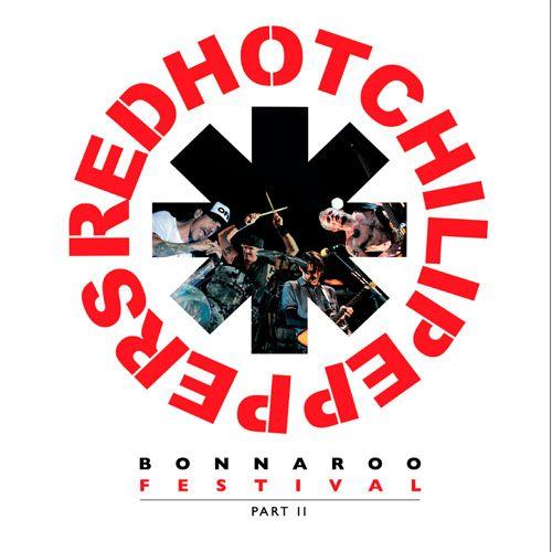 Red Hot Chili Peppers Bonnaroo  Part II - LP Importado  - Billbox Records