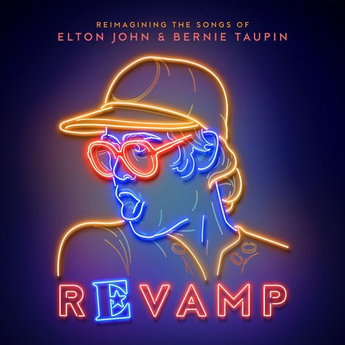 Revamp: Songs Of Elton John & Bernie Taupin -  Cd Importado  - Billbox Records