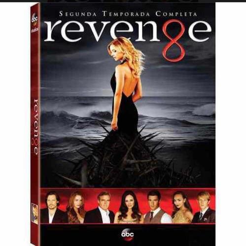 Revenge - Segunda Temporada Completa - Box Dvd Nacional  - Billbox Records