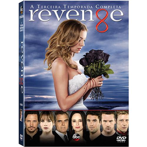 Revenge - Terceira Temporada Completa - Box Dvd Nacional  - Billbox Records