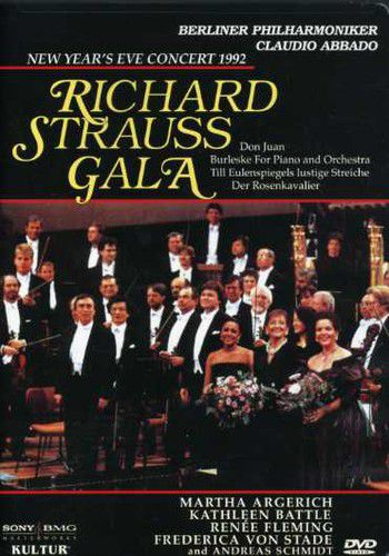 Richard Strauss Gala New Years Eve Concert 1992 - Dvd Importado  - Billbox Records