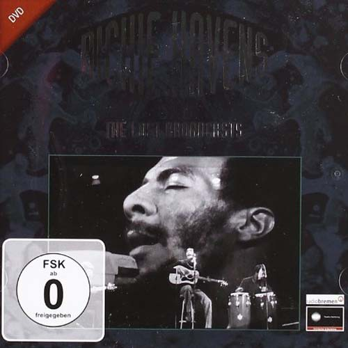 Richie Havens - The Lost Broadcasts - Dvd Importado  - Billbox Records