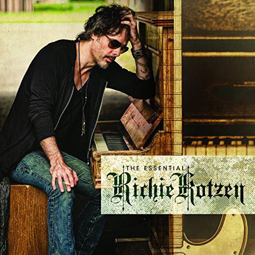 Richie Kotzen - Essential Richie Kotzen - Cd Importado  - Billbox Records