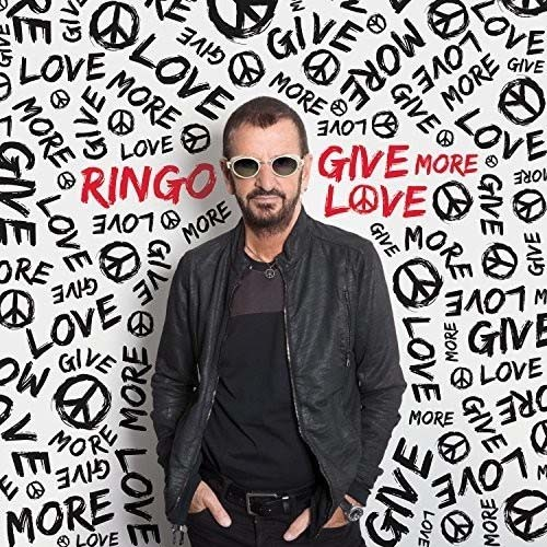 Ringo -  Give More Love - LP Importado  - Billbox Records