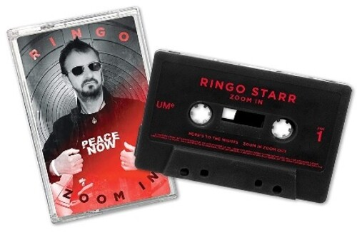 Ringo Starr Zoom In - Cassete Importado  - Billbox Records