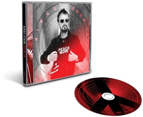 Ringo Starr Zoom In Extended Play - Cd Importado  - Billbox Records