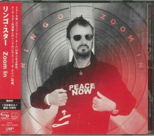 Ringo Starr Zoom In SHM-CD Japan- Cd Importado  - Billbox Records