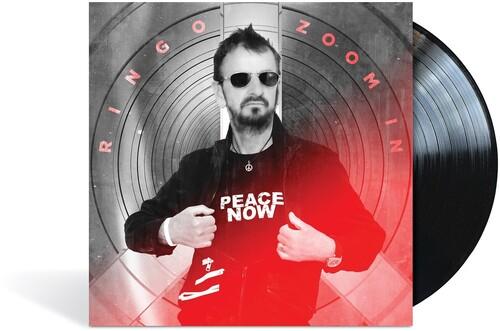 Ringo Starr Zoom In - LP Importado  - Billbox Records