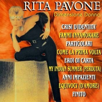 Rita Pavone -Dimensione Donna - Cd Importado  - Billbox Records