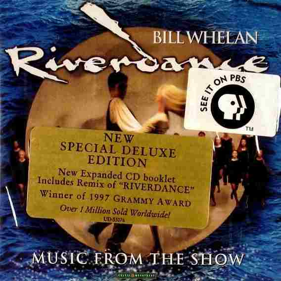 Riverdance - Bill Whelan - Music From de Show Special Deluxe Edition - Cd Importado  - Billbox Records