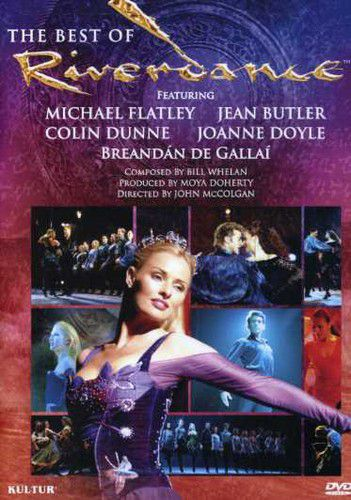Riverdance - The Best of Riverdance Dvd Importado  - Billbox Records
