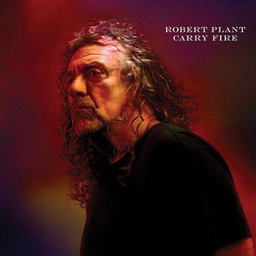 Robert Plant - Carry Fire - Cd Importado  - Billbox Records