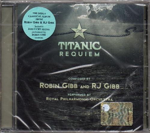 Robin Gibb And Rj Gibb Performed Royal Philharmonic Orchestra- Titanic Requiem - Cd Importado  - Billbox Records