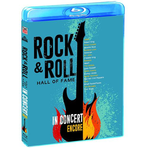 Rock & Roll Hall of Fame - In Concert Encore - 2 Blu Rays Importados  - Billbox Records
