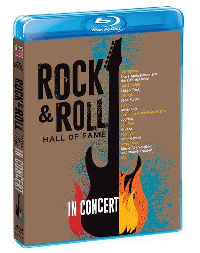 Rock & Roll Hall of Fame: In Concert -  Journey, Ringo Starr, Paul McCartney, Deep Purple, Bruce Springsteen, Lars Ulrich  - Billbox Records