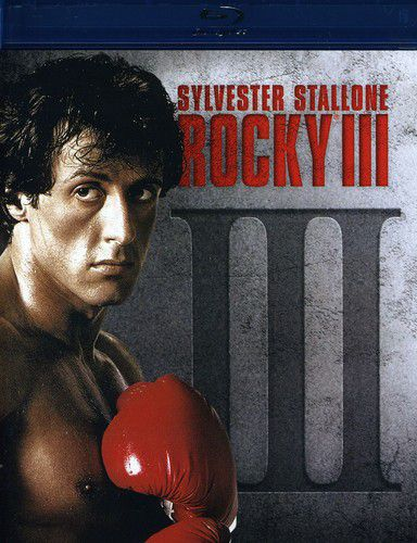 Rocky III - BLU RAY IMPORTADO  - Billbox Records