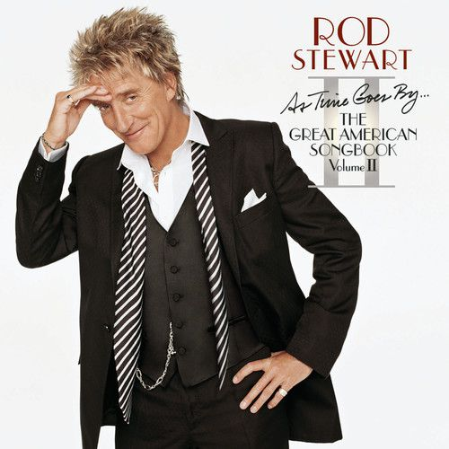 Rod Stewart As Time Goes By The Great American Songbook Vol II - Cd Importado  - Billbox Records