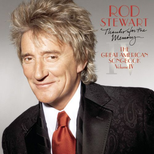 Rod Stewart Thanks For The Memory The Great American Vol IV - Cd Importado  - Billbox Records