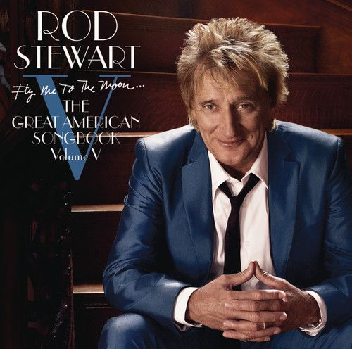 Rod Steweart The Great American Songbook  - Vol V - Ed Simples - Cd Importado  - Billbox Records
