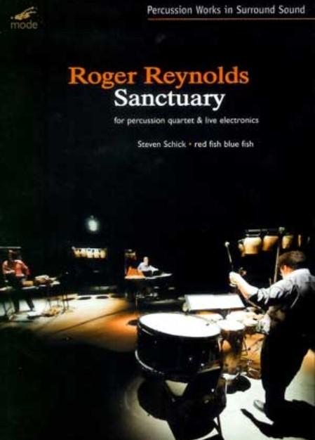 Roger Reynolds-Sanctuary - Dvd Importado  - Billbox Records