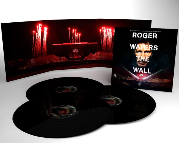 Roger Waters - The Wall Lp  - Billbox Records