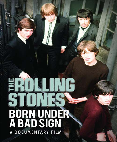 Rolling Stones  Born Under A Bad Sig - Dvd Importado  - Billbox Records