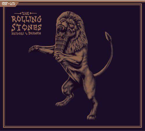 Rolling Stones Bridges To Bremen - 2 Cds + Dvd Importados  - Billbox Records