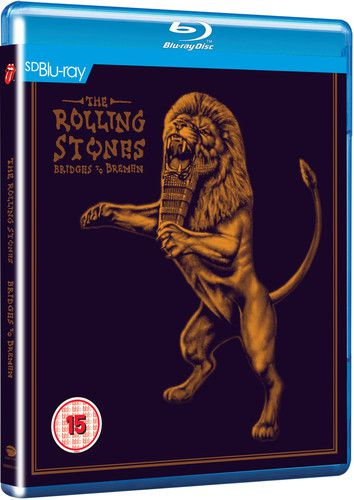 Rolling Stones Bridges To Bremen - Blu Ray Importado  - Billbox Records