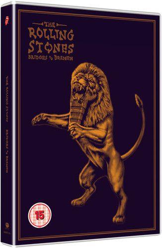 Rolling Stones Bridges To Bremen - Dvd Importado  - Billbox Records