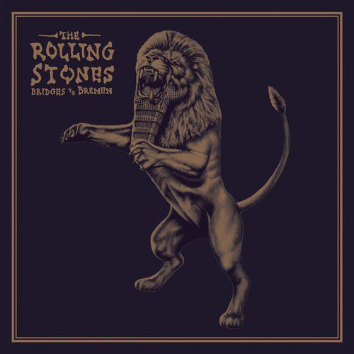 Rolling Stones Bridges To Bremen (Limited Edition, Colored Vinyl, 180 Gram Vinyl, Gold) - 3 Lps Importados - Billbox Records